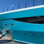 Un iaht in valoare de 90 de milioane de dolari a provocat un accident in Caraibe